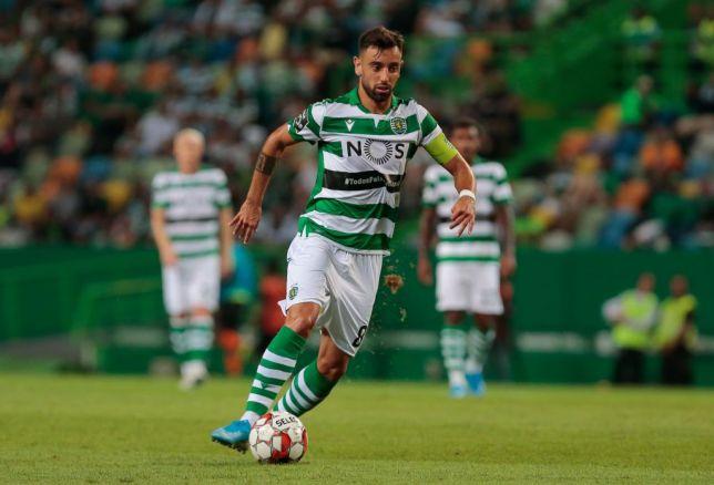 Bruno Fernandes discusses desire to 'play in England' - Bóng Đá