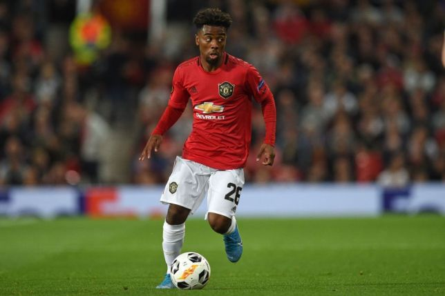 Manchester United open contract talks with Angel Gomes amid Barcelona interest - Bóng Đá