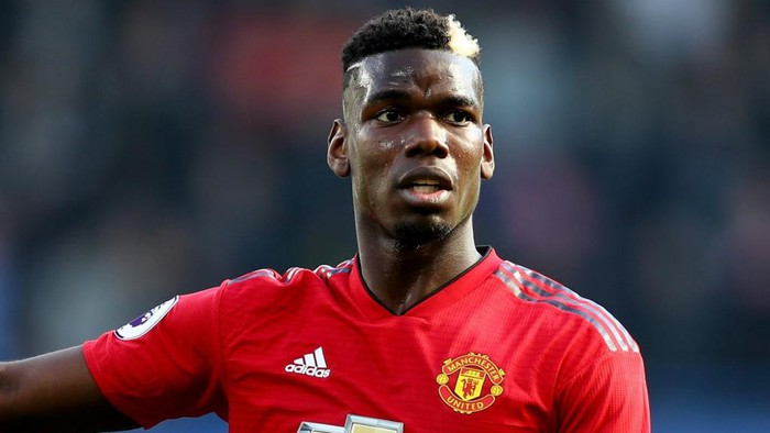 Paul Pogba set for contract negotiations despite Real Madrid interest - Bóng Đá