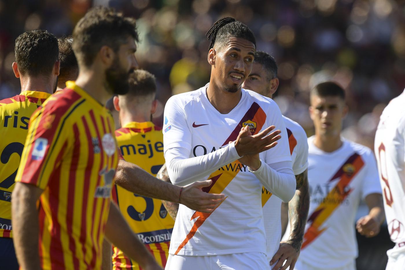 Smalling stats at AS Roma - Bóng Đá
