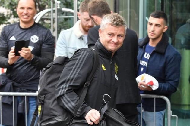 Ole Gunnar Solskjaer handed double injury boost ahead of Man Utd vs Arsenal - Bóng Đá