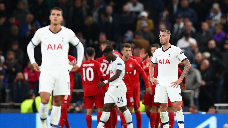 Six humiliating stats that tell the story of Tottenham's 7-2 thrashing against Bayern Munich - Bóng Đá