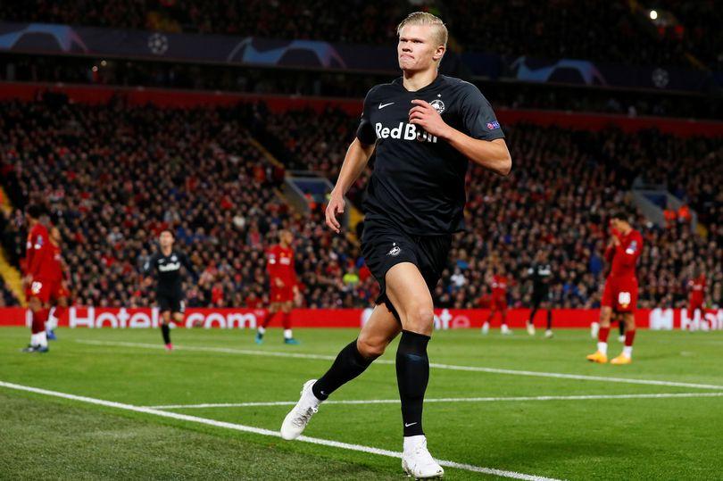 Man Utd urged to sign Erling Haaland after target scores in Liverpool fightback - Bóng Đá