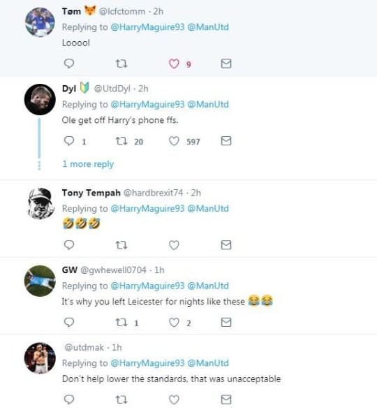 Manchester United fans slam Harry Maguire for his message after AZ Alkmaar draw - Bóng Đá