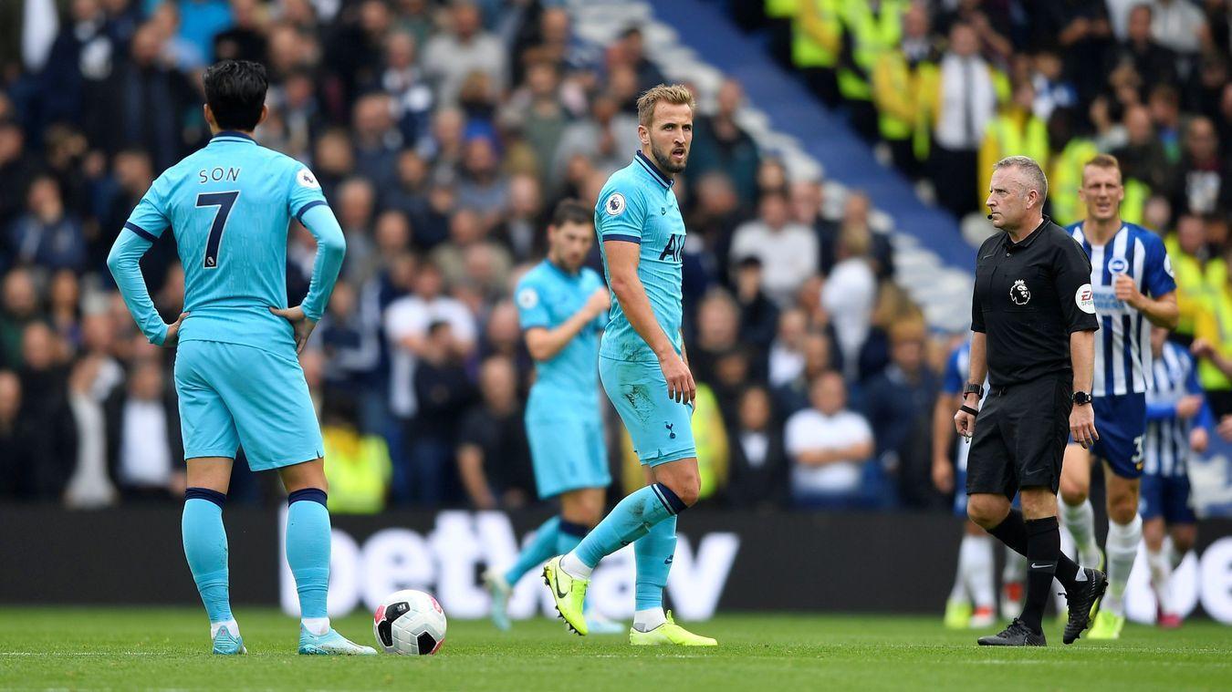 Mauricio Pochettino speaks out on Tottenham future after Brighton defeat - Bóng Đá