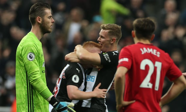 'Not acceptable': David de Gea speaks out after Manchester United defeat - Bóng Đá