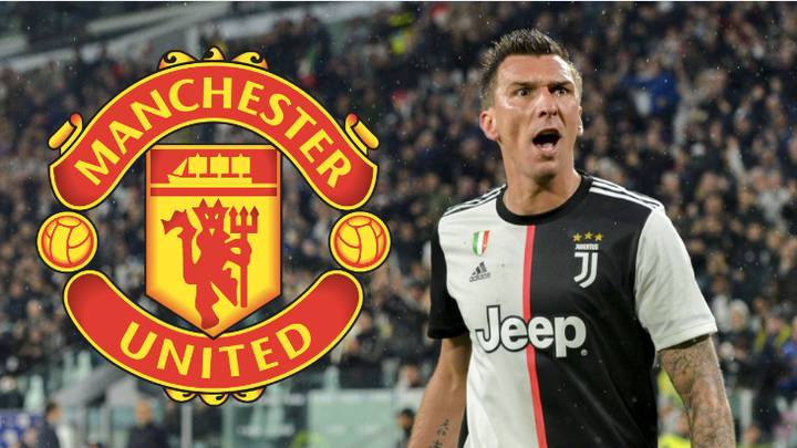 Man Utd 'reach verbal agreement' to sign Mario Mandzukic in January - Bóng Đá