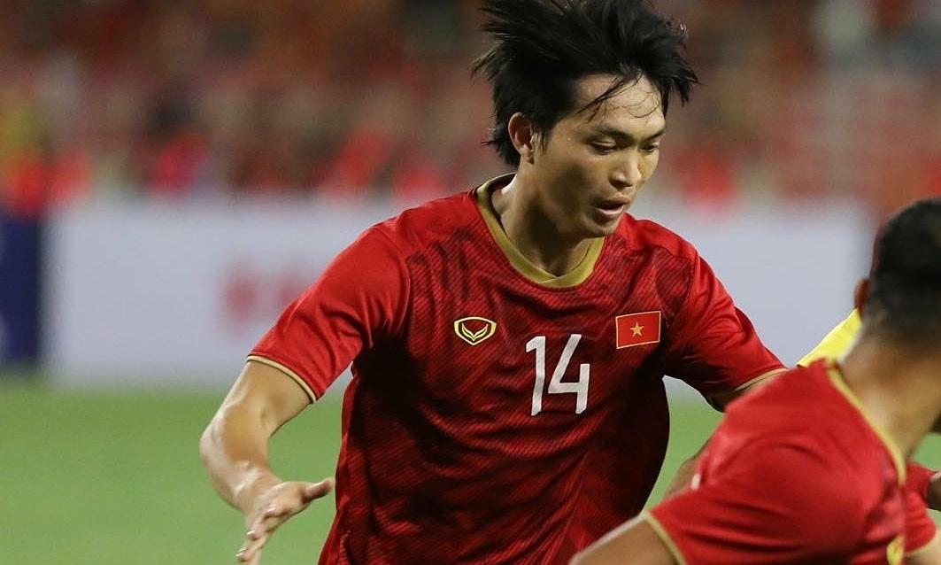 Quá rõ khả năng ra sân của Tuấn Anh trận gặp Indonesia - Bóng Đá