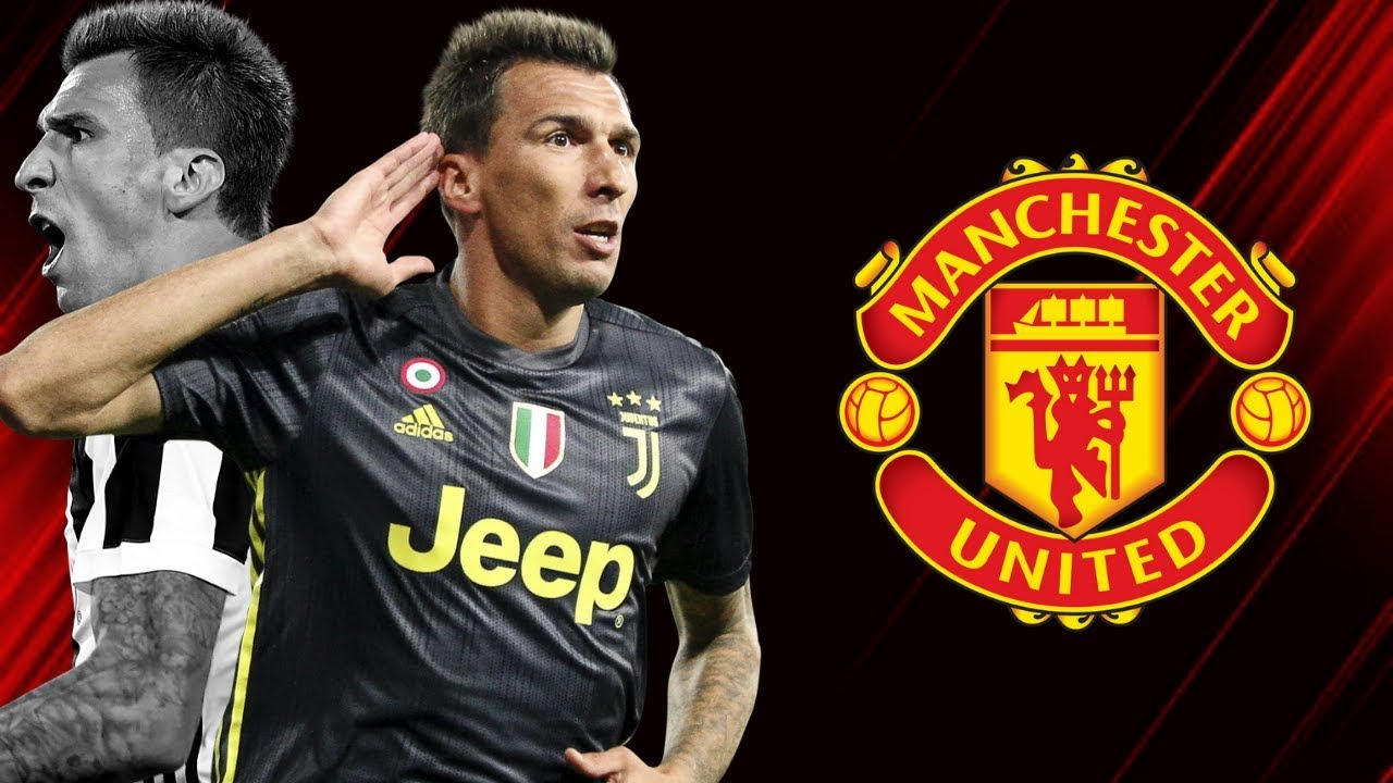 Man Utd find agreement to sign Juventus star Mandzukic - Bóng Đá