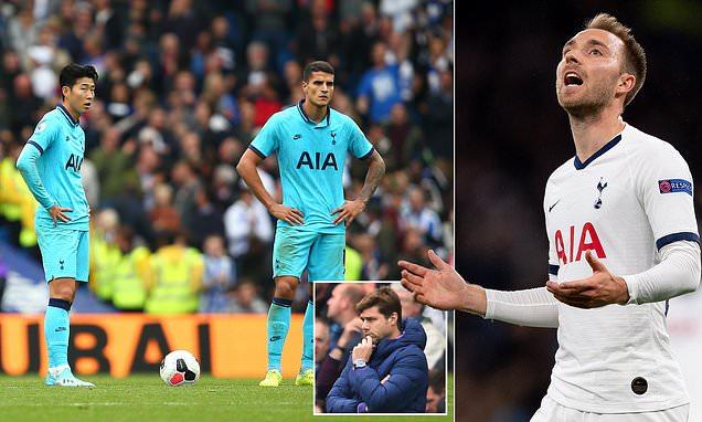 Mớ hỗn độn ở Tottenham: Eriksen sắp ra đi, tương lai Pochettino không rõ! - Bóng Đá