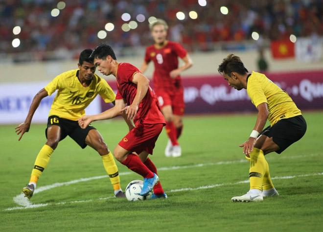 Không Tuấn Anh, Việt Nam có 3 phương án độc cho hàng tiền vệ trước Indonesia - Bóng Đá