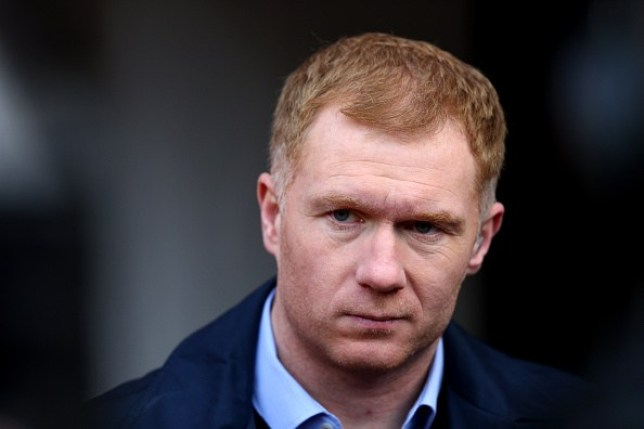 Man Utd legend Paul Scholes names Pep Guardiola and Jurgen Klopp as the two best managers in the world - Bóng Đá