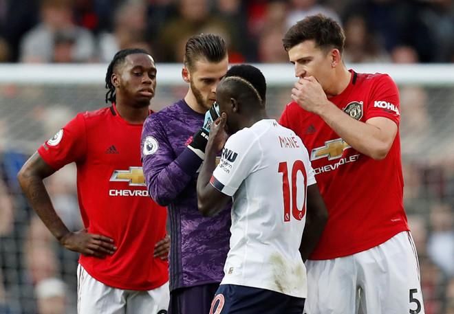 Chùm ảnh: Klopp tức giận khi VAR công nhận bàn thắng của Rashford - Bóng Đá