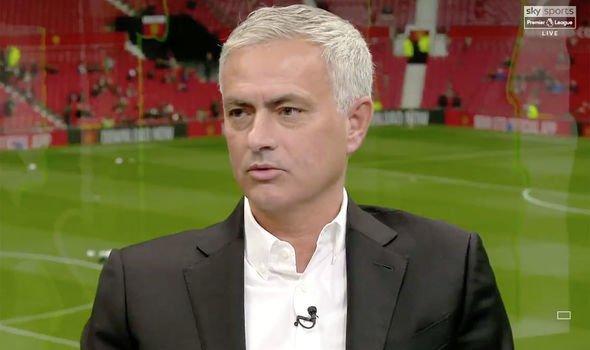 Jose Mourinho believes Man Utd have 'great chance' of ending Liverpool winning run - Bóng Đá