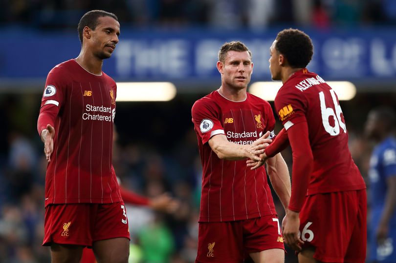 Liverpool face double injury scare ahead of Spurs clash as key duo ruled out of Genk trip - Bóng Đá