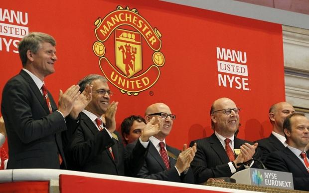 Nhà Glazers chốt giá khủng bán đứt Man Utd - Bóng Đá