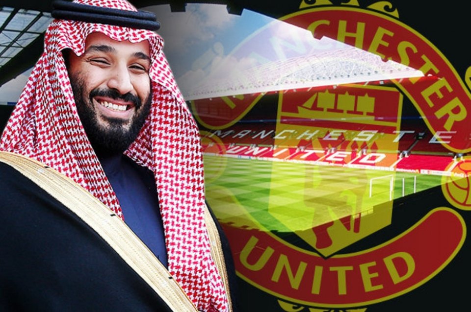 Saudi Abrabia done purchasing Man Utd, the takeover is done - Bóng Đá