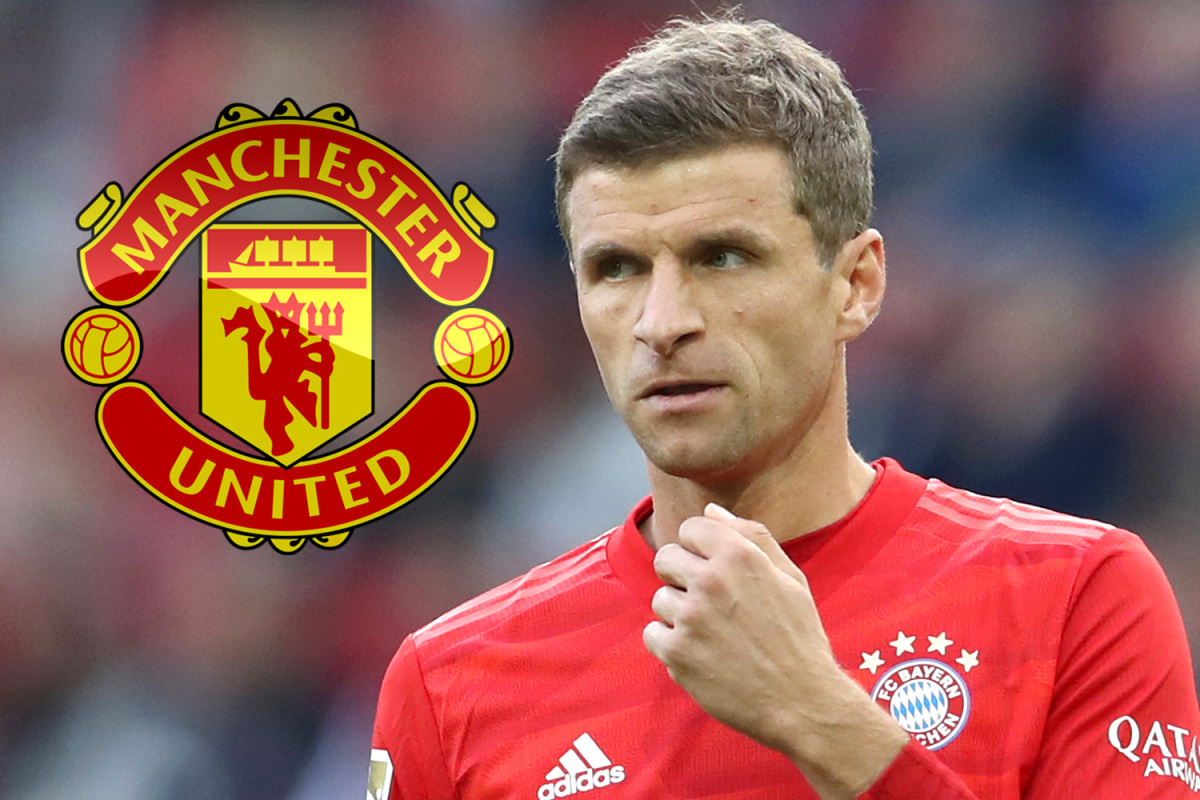 Schweinsteiger urges Muller to join Man Utd - Bóng Đá