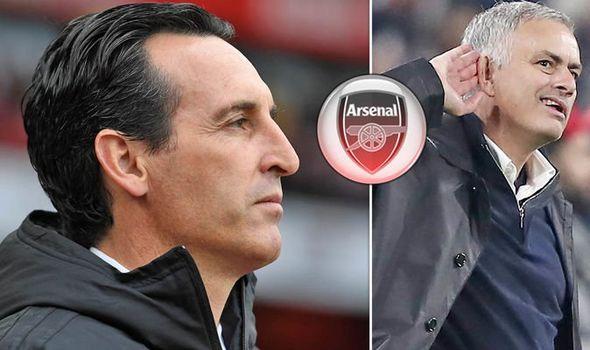 Arsenal release statement about appointing Mourinho - Bóng Đá