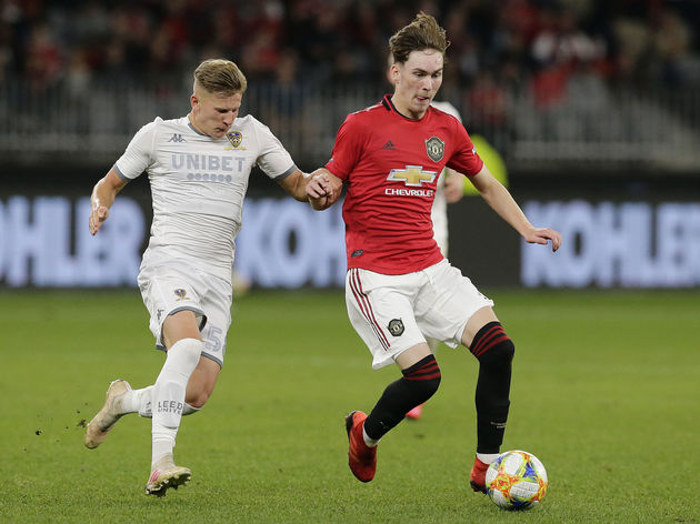 Manchester United vs. Partizan Belgrade: Potential XI with EIGHT academy players - Bóng Đá
