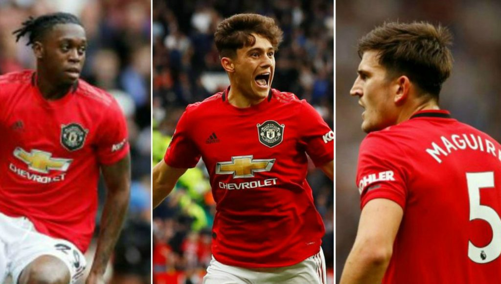 Summer signings Harry Maguire and Aaron Wan-Bissaka 'struggling' at Manchester United, says Arsenal hero Charlie Nicholas - Bóng Đá