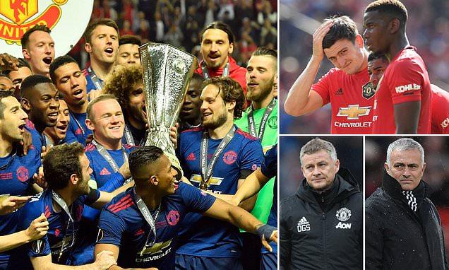 Jose Mourinho đề ra mục tiêu cho Man Utd và giờ vẫn rất chuẩn - Bóng Đá
