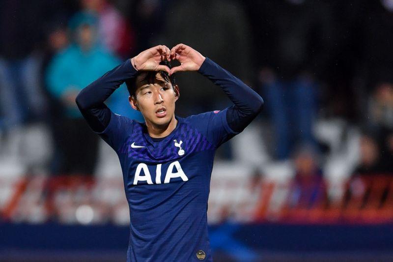 Ảnh: Son Heung-min xin lỗi Andre Gomes - Bóng Đá