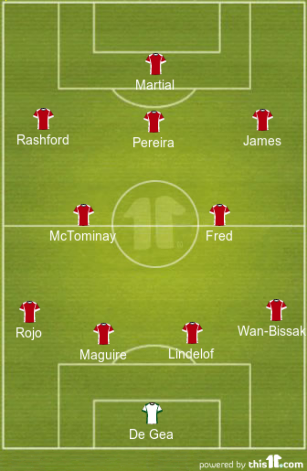 (Image) Predicted 4-2-3-1 Man United XI to face Brighton: Can the Red Devils find their form? - Bóng Đá