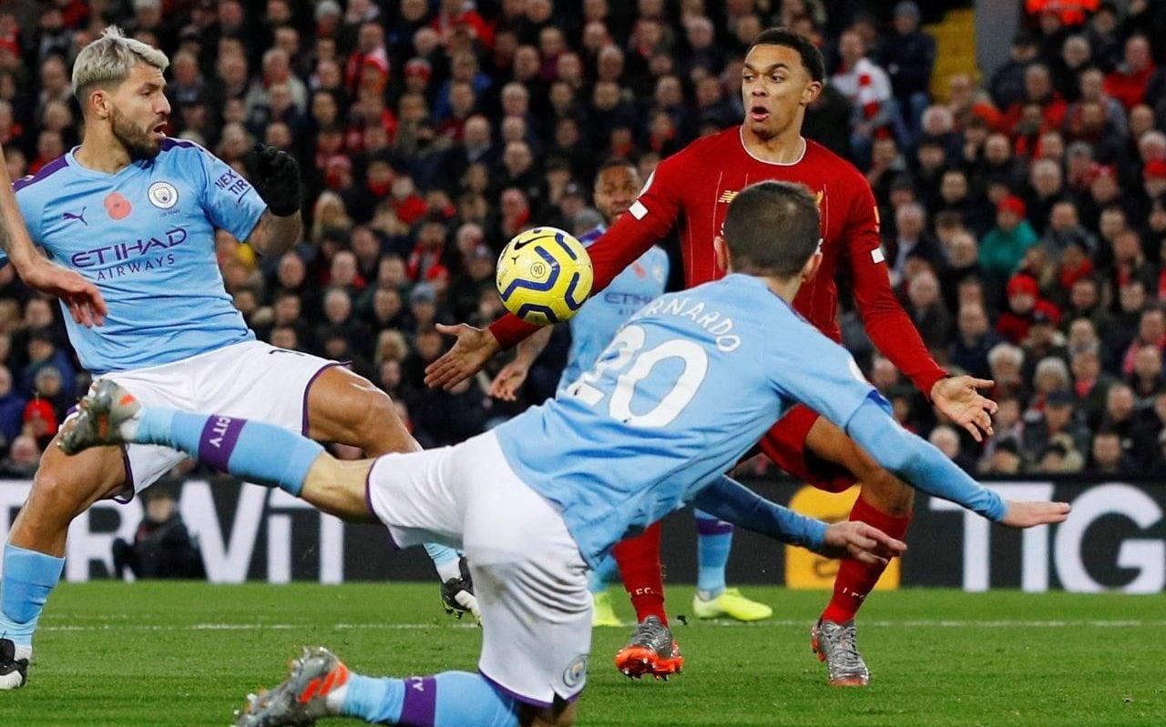 Premier League release statement over Alexander-Arnold handball - Bóng Đá