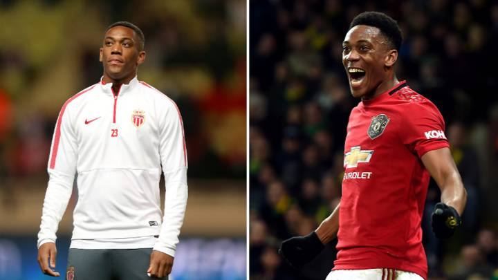 Sergio Romero Spotted Anthony Martial's Talent At AS Monaco Aged Just 17 - Bóng Đá