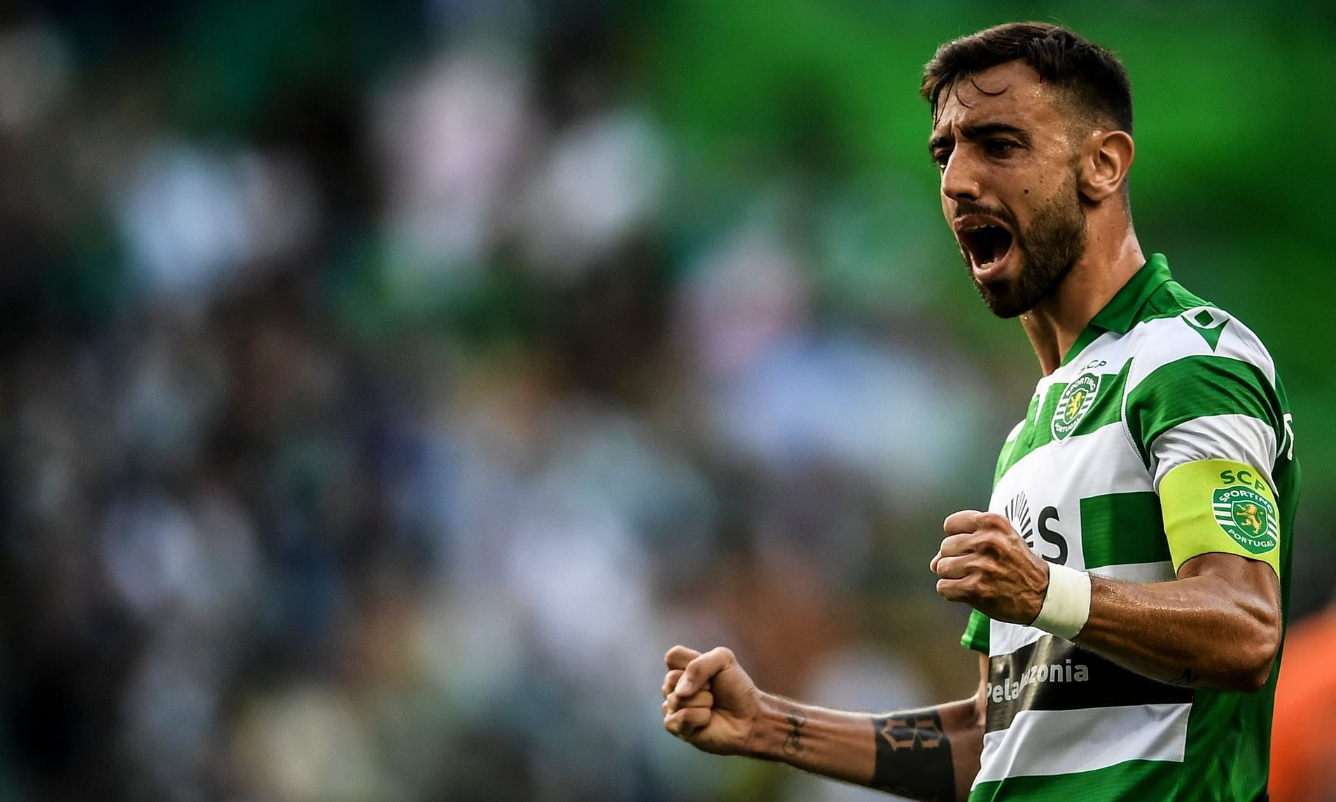 'I have dreams to fulfil': Manchester United and Spurs summer target Bruno Fernandes does have ambitions away from Sporting Lisbon - Bóng Đá