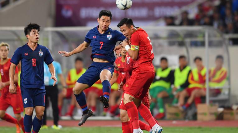Cầu thủ Thái Lan: 'Việt Nam đã vượt chúng ta' - Bóng Đá