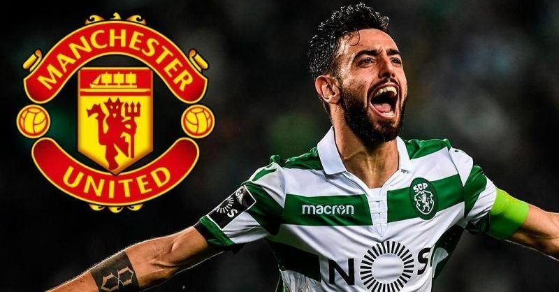 Manchester United and Tottenham dealt January transfer blow as Portugal midfielder Bruno Fernandes signs new  - Bóng Đá