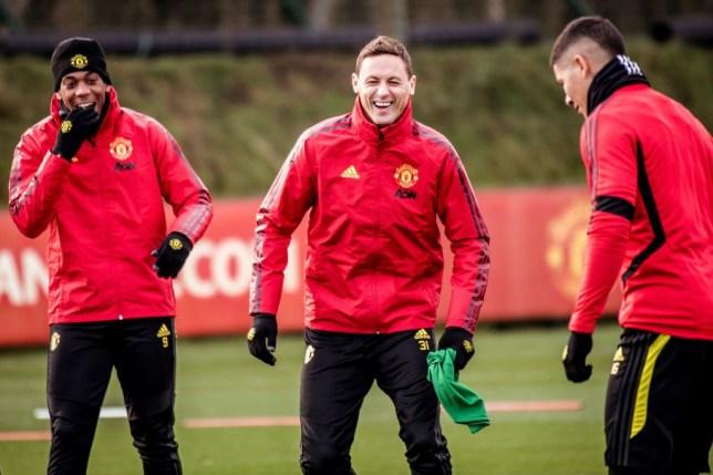 Man Utd set asking price for Nemanja Matic as Jose Mourinho considers Tottenham transfer move - Bóng Đá