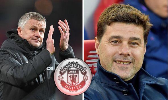 Man Utd told to sack Ole Gunnar Solskjaer and hire Mauricio Pochettino after Villa draw - Bóng Đá