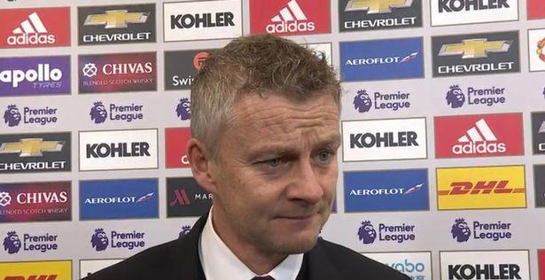 Ole Gunnar Solskjaer opens up on Jose Mourinho's reaction in tunnel after Man Utd win - Bóng Đá