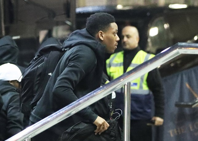 Anthony Martial returns for Manchester United as squad vs Man City is revealed - Bóng Đá