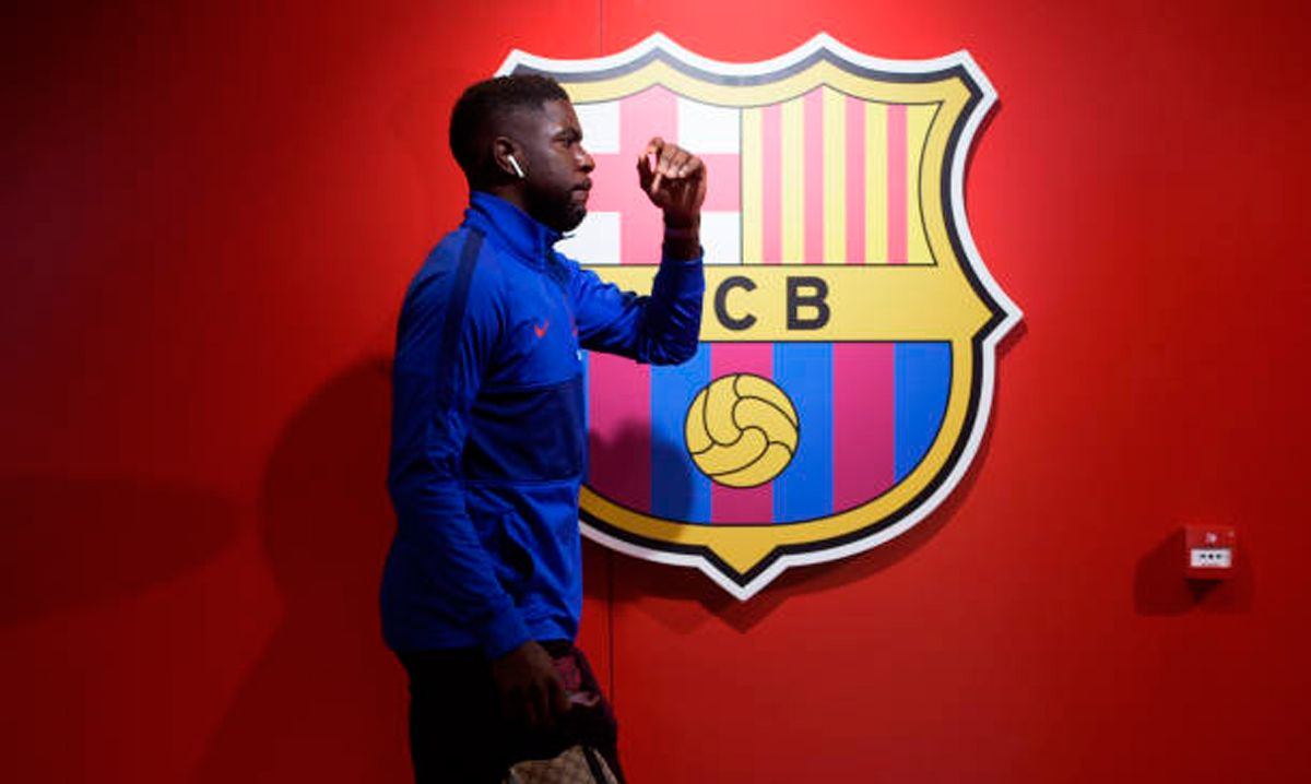 Umtiti makes decision that could push him closer to Man United or Chelsea transfer - Bóng Đá