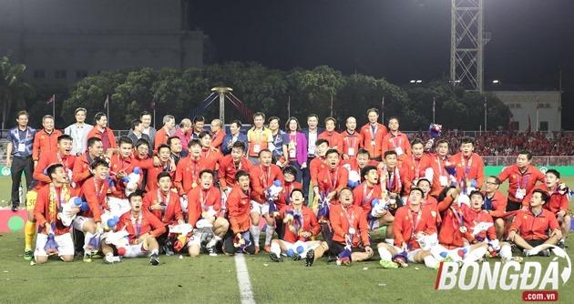 U22 Việt Nam có 6 'cái nhất' đội nào cũng thèm muốn ở SEA Games 30 - Bóng Đá