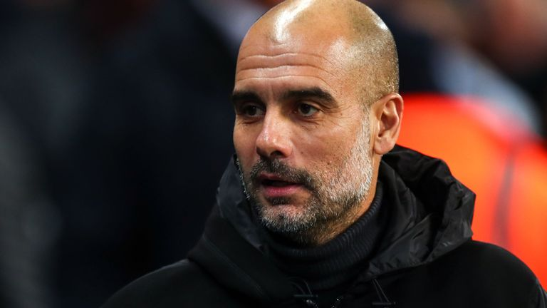 Pep Guardiola denies Manchester City contract break clause amid fresh exit reports - Bóng Đá