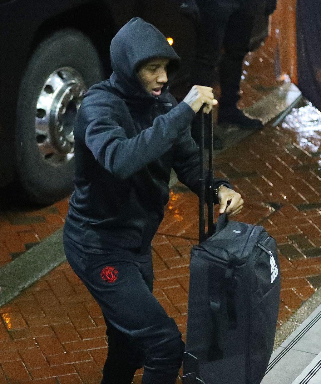 Ảnh Man United tới Lowry - Bóng Đá