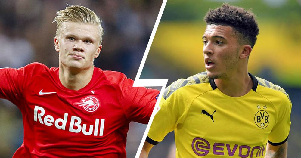 Man Utd fans convinced Jadon Sancho will join after Erling Haaland completes transfer - Bóng Đá