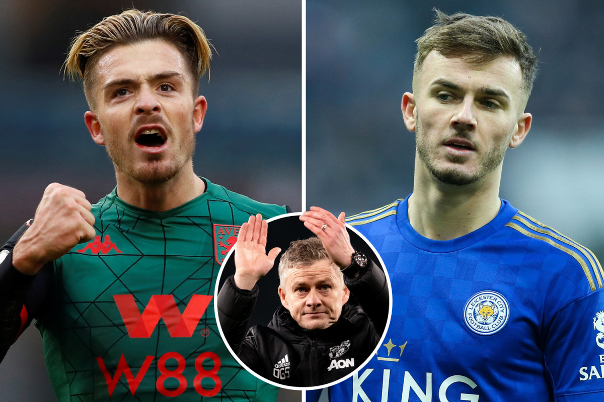 Ole Gunnar Solskjaer prioritises Jack Grealish and James Maddison transfers for Manchester United - Bóng Đá