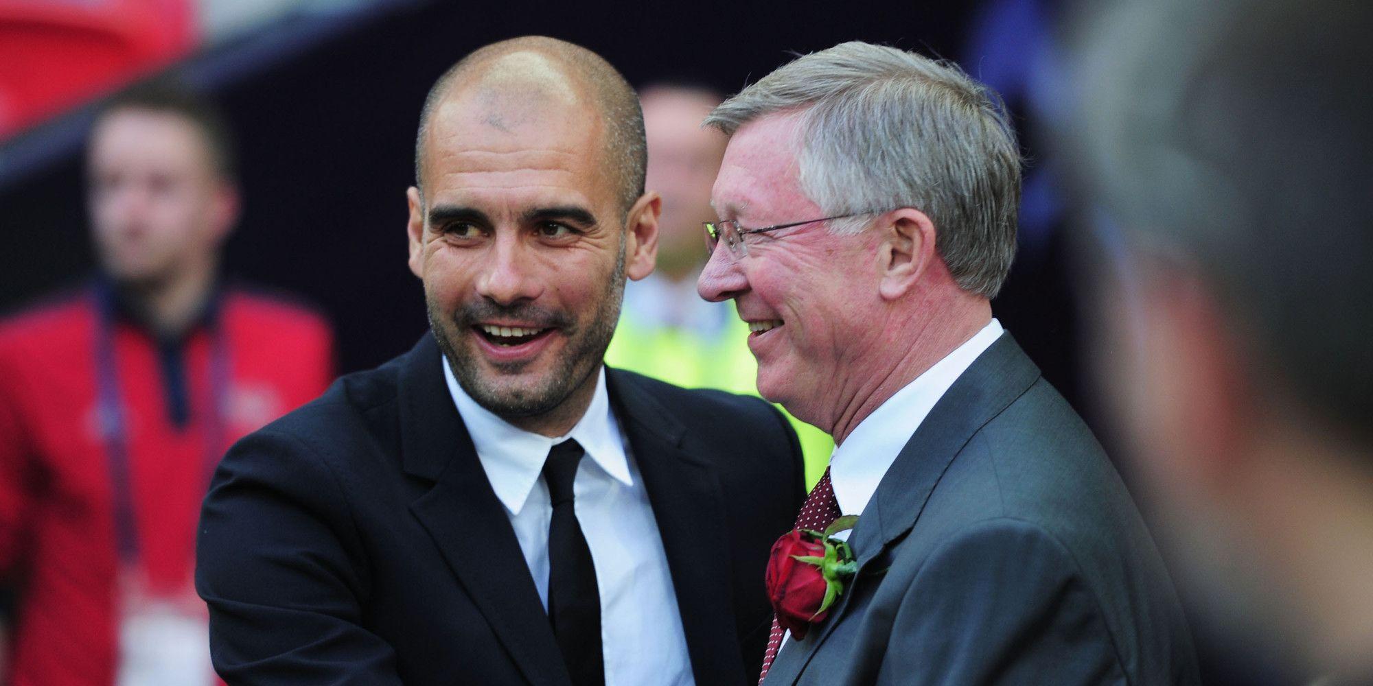 Sir Alex Ferguson bigger influence than Pep Guardiola, says Ole Gunnar Solskjaer - Bóng Đá