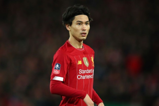 Man Utd transfer target Takumi Minamino opens up on decision to join Liverpool - Bóng Đá