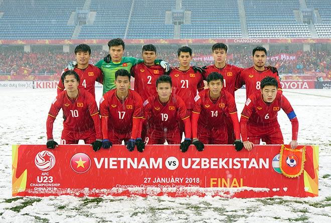 Fan Thái chê Việt Nam, đòi thắng UAE 7-0 và cái kết đắng nghét từ U23 Australia - Bóng Đá