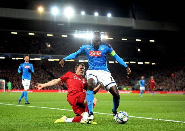 Man Utd 'seal £64m transfer' for Napoli defender Kalidou Koulibaly - Bóng Đá