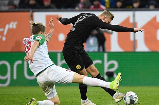 Nổ hattrick ra mắt Dortmund, Haaland khiến M.U tiếc nuối - Bóng Đá