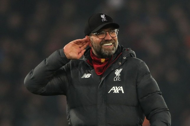 Jurgen Klopp takes swipe at Manchester United after Liverpool win - Bóng Đá