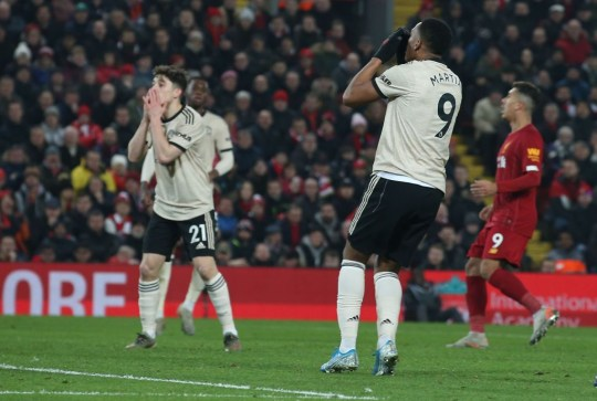 'He's not good enough for Man Utd': Roy Keane blasts Anthony Martial after Liverpool miss - Bóng Đá